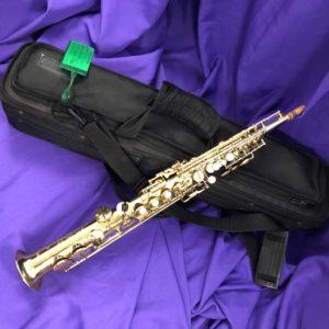 Yanagisawa Soprano Sax