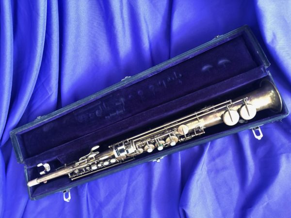 Buescher True Tone Soprano Sax