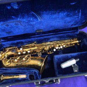 Buffet Dynaction Alto Sax #163xx