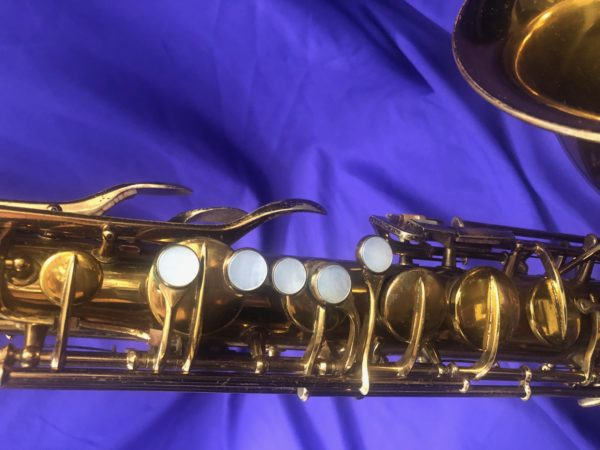 Bundy Tenor Sax