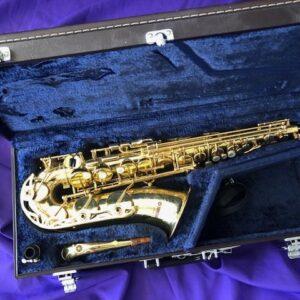 Yamaha YAS62 Alto Sax #030xxx