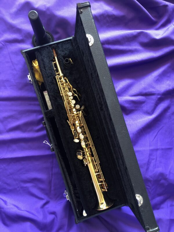 Selmer S600 Soprano Sax