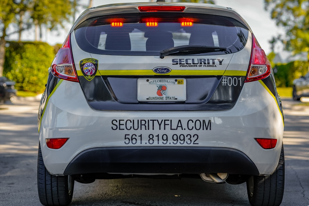 Security Providers of Florida - Security company Treasure Coast