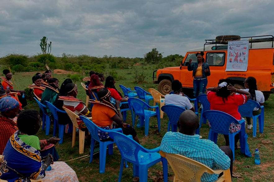 HomeNet Kenya Holds                  Capacity Building Trainings                  in 8 Cluster Areas                   New on the blog