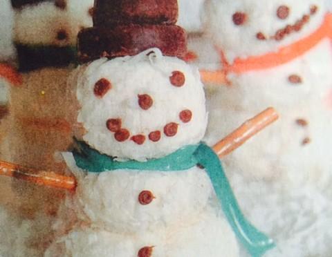 Snow Day Snow Men
