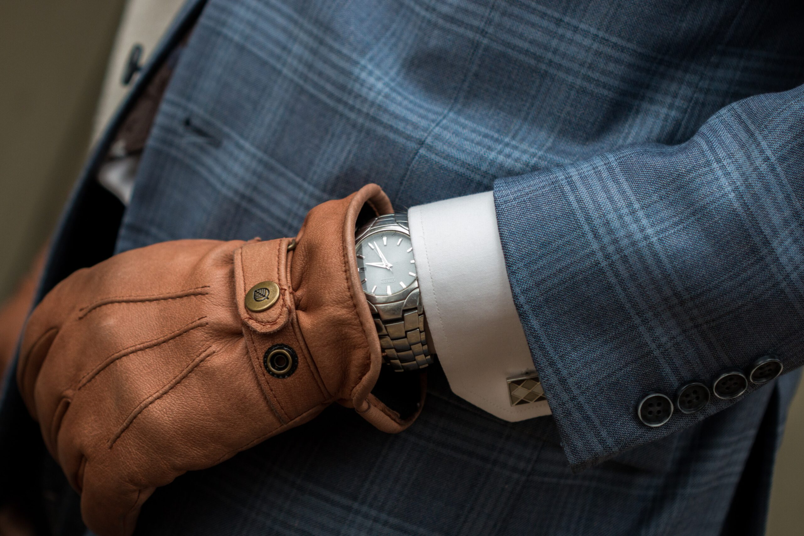 It's All in the Details Men's Accessories