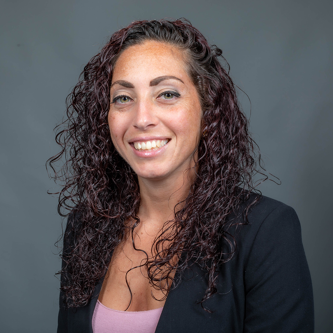 Dina Sanders as Brand Marketing Manager