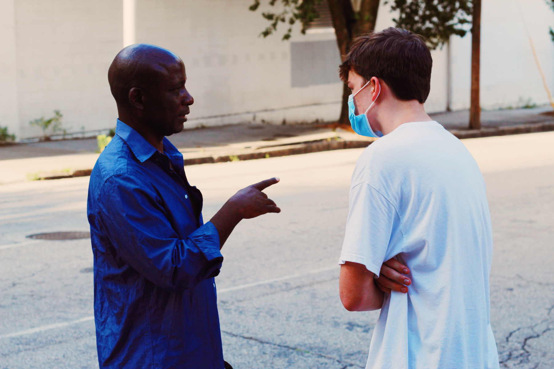 We had great conversations