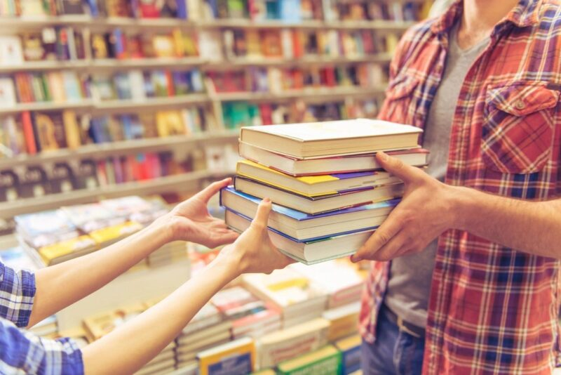 Top selling books in india
