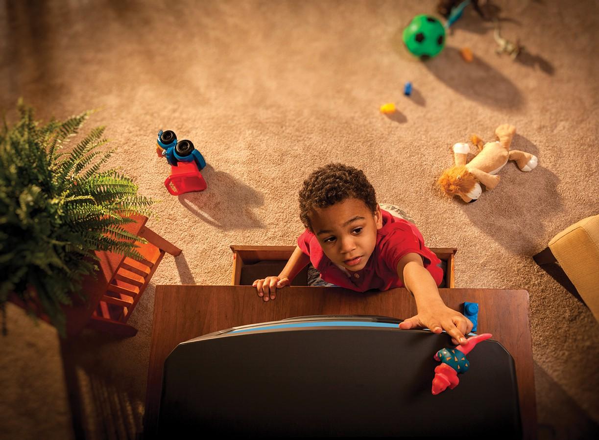 Furniture Tip Over Risk Assessment & Securing
