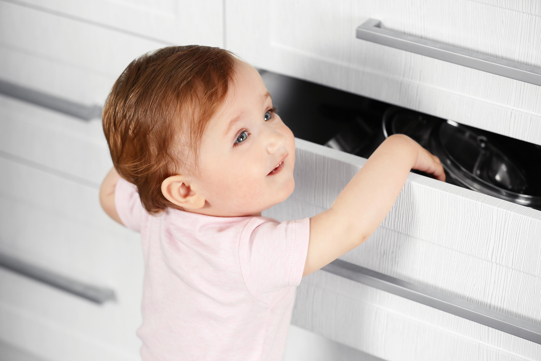 cabinet, drawer & door lock installation