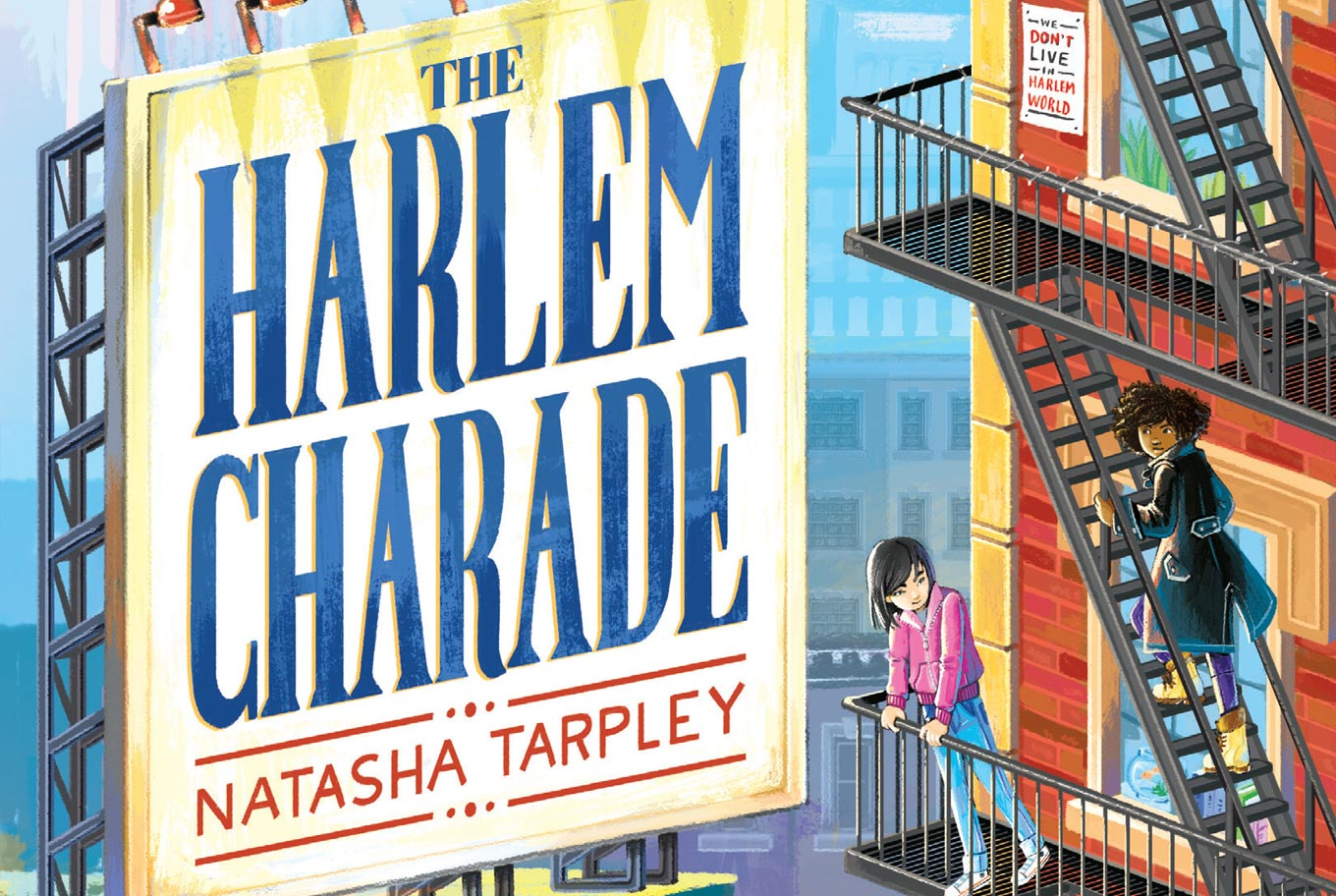 Harlem Charade cover detail