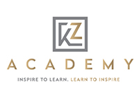 KZ Academy Logo Inspire to Learn. Learn to Inspire