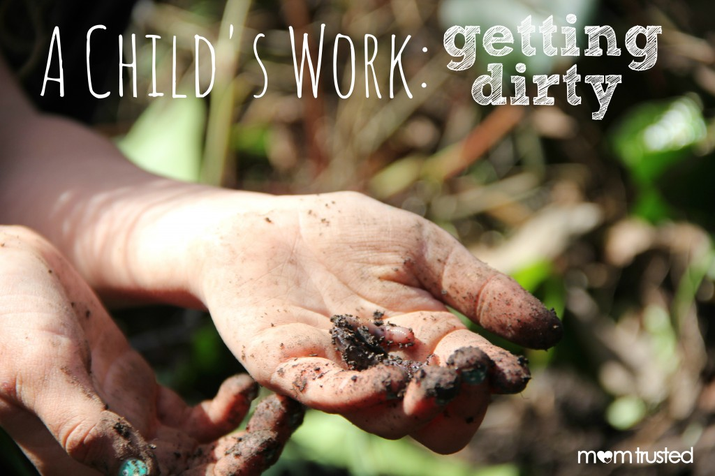 a child's work getting dirty by momtrusted_com