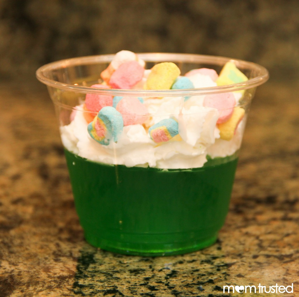 st patricks day dessert