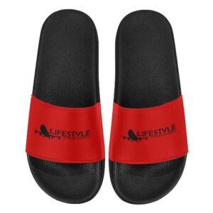 Slides red