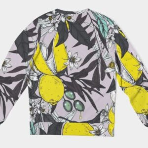 Lemon Drop Bamboo sweatshirt