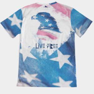 Live Free Tee
