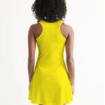 Tennis Dress yellow