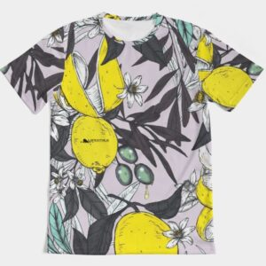 lemon drop tee