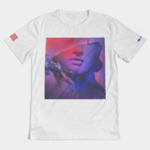 Eyes on the Prize Red Tee