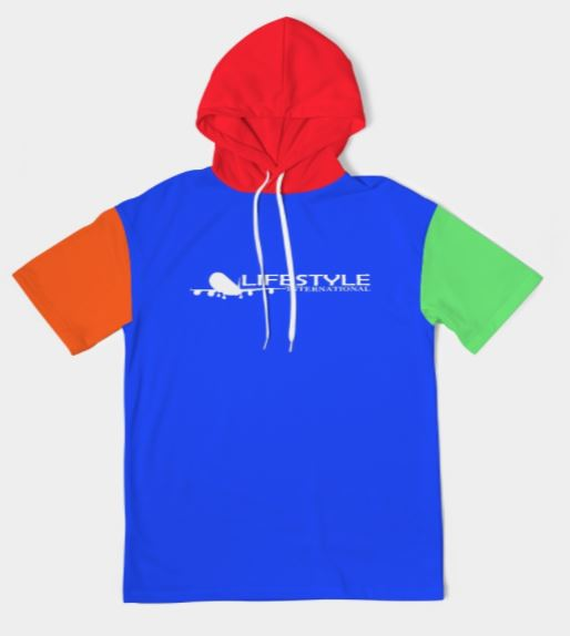 Boarding Pass Colorway Hoodie