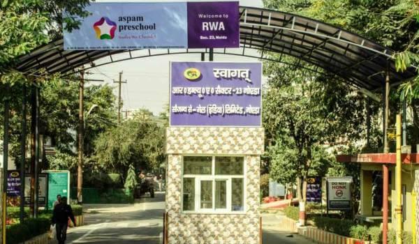 RWA branding of aspam preschool