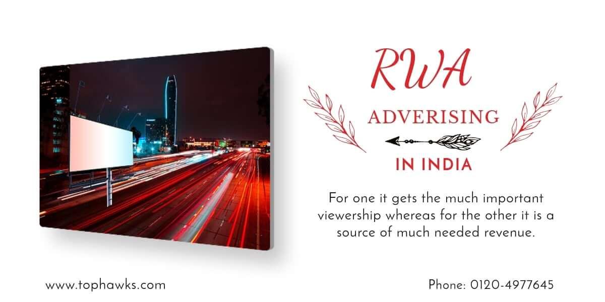 RWA Advertising in India