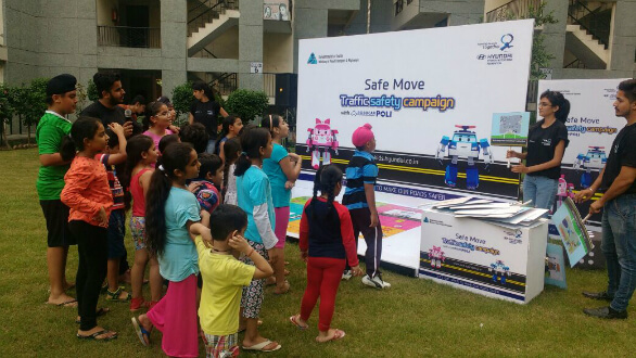 Society Activation for hyundai by Tophawks