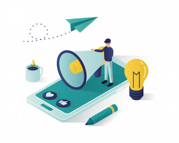 advertising and integrated brand promotion illustration