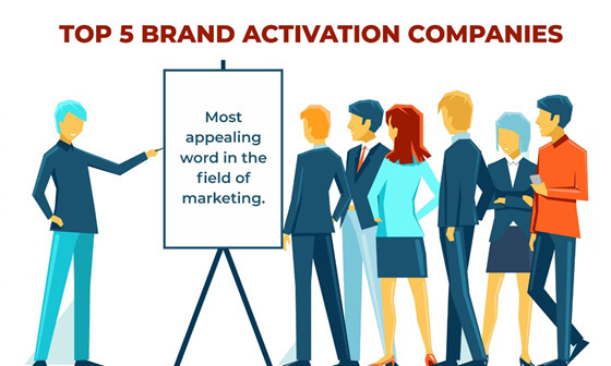 TOP 5 BRAND ACTIVATION COMPANIES IN INDIA