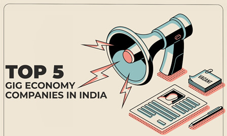 TOP 5 GIG ECONOMY COMPANIES IN INDIA