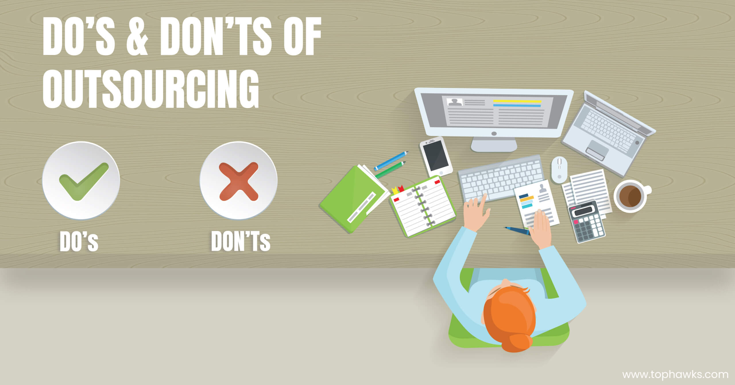DO'S AND DON'TS OF OUTSOURCING