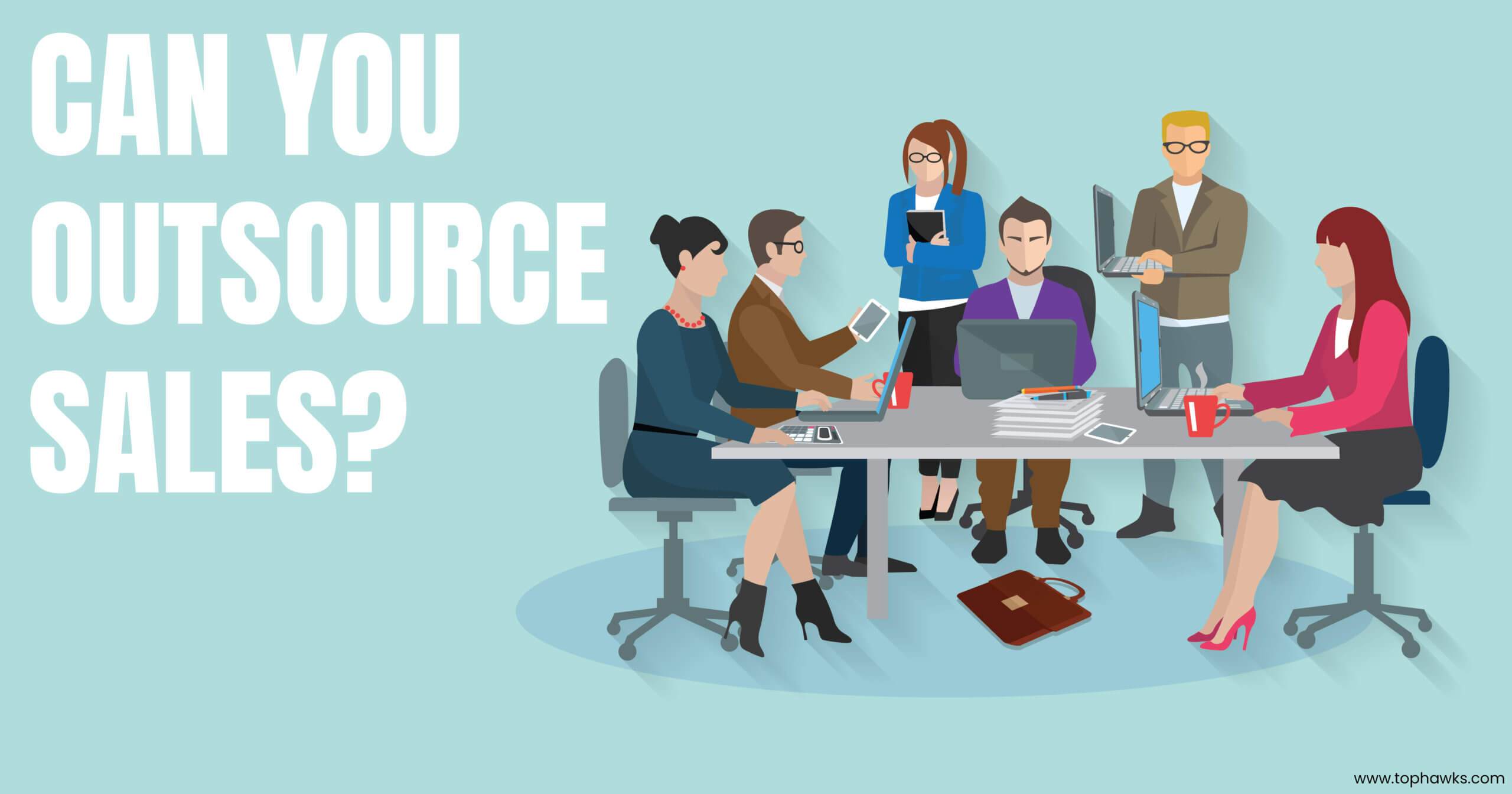 Can you Outsource Sales?