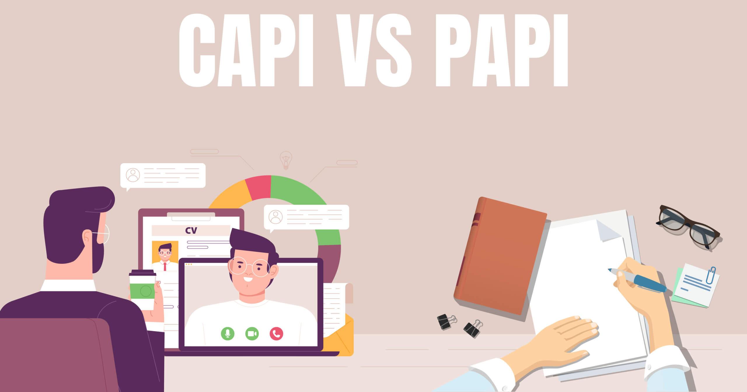 CAPI vs PAPI
