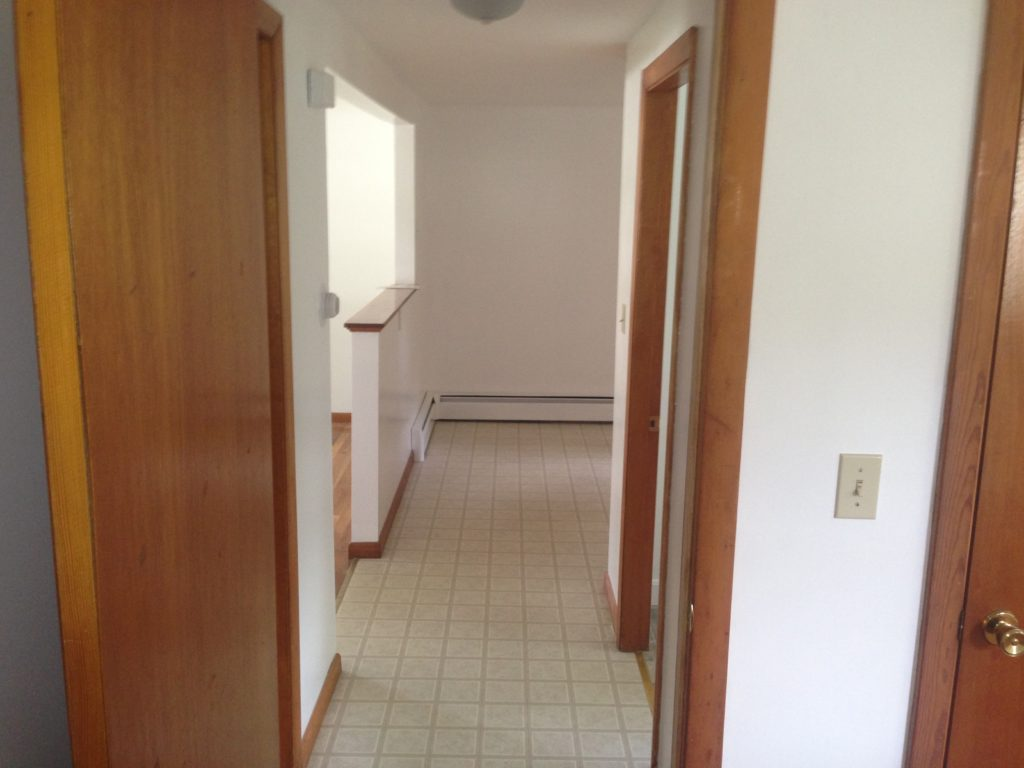 2 BR Hallway Sample