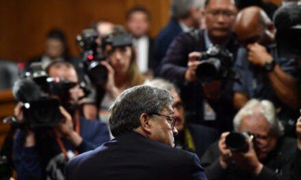 House Democrats Fear Attorney General Barr