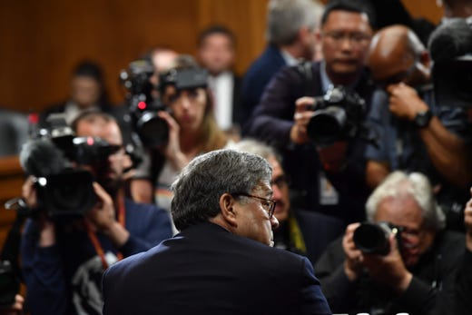 House Democrats Fear Attorney General Barr