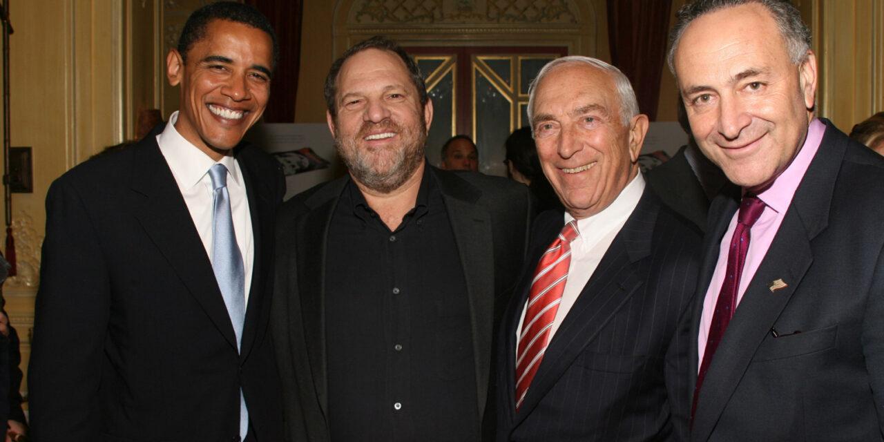 Harvey's Hollywood Hypocrites
