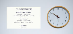 New Post COVID-19 Opening Hours!