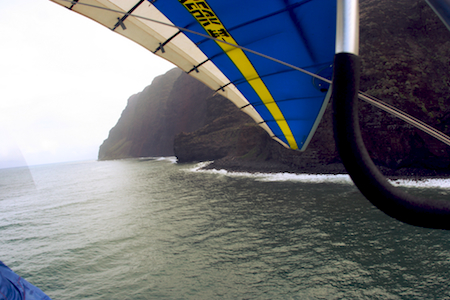 Ultralight Near Barking Sands