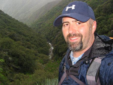 Marble Falls Trail through Deep Canyon