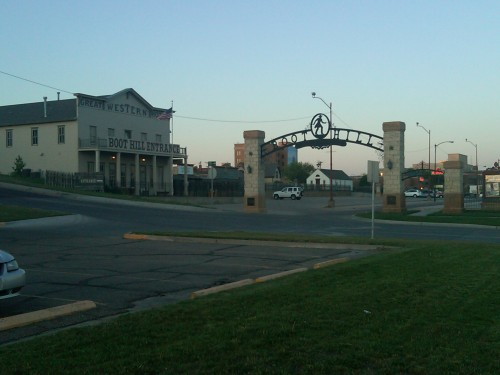 Dodge City Boot Hill