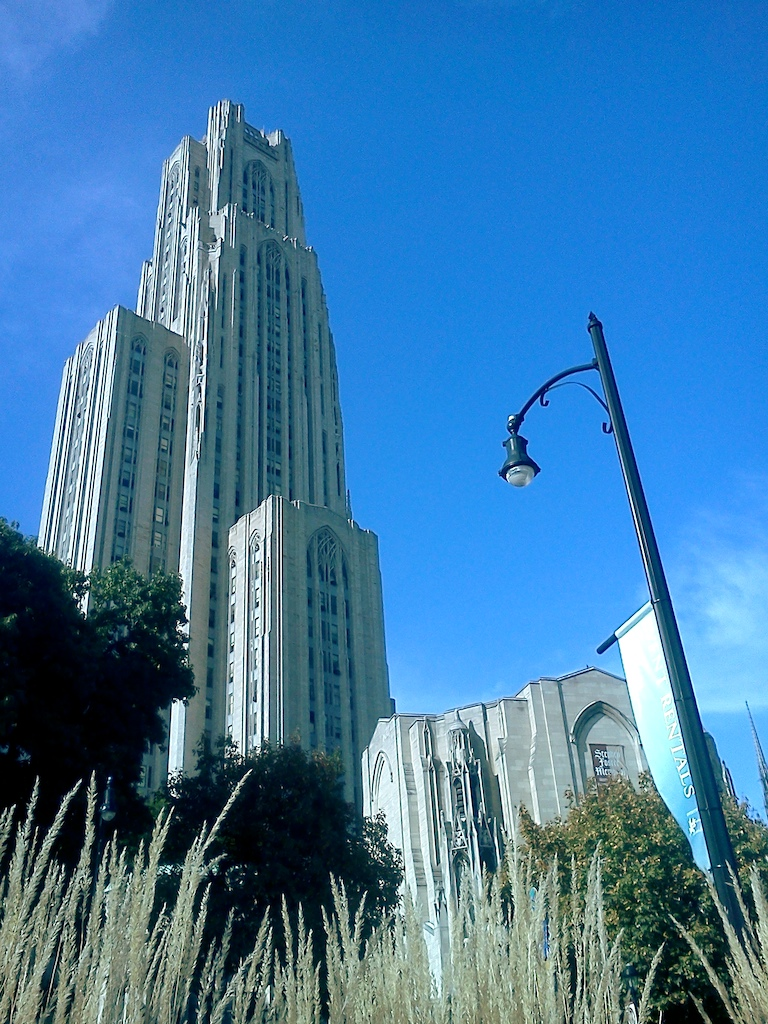 Cathedral of Learning, Pitt