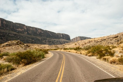 Big Bend N.P. in Texas