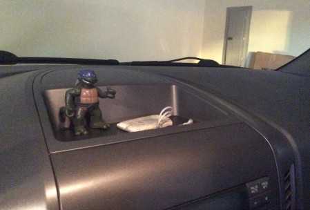 Donatello approves.