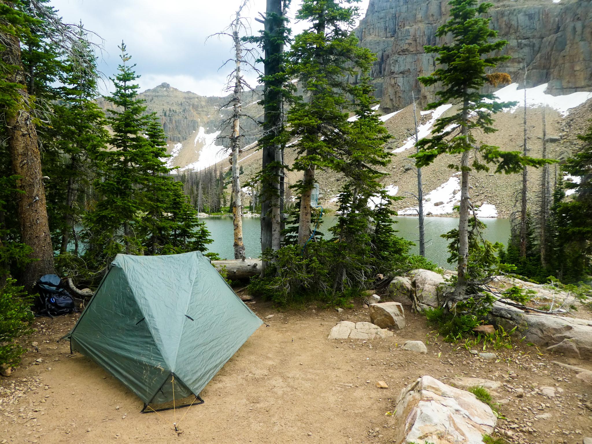 Ibantik Lake Campsite