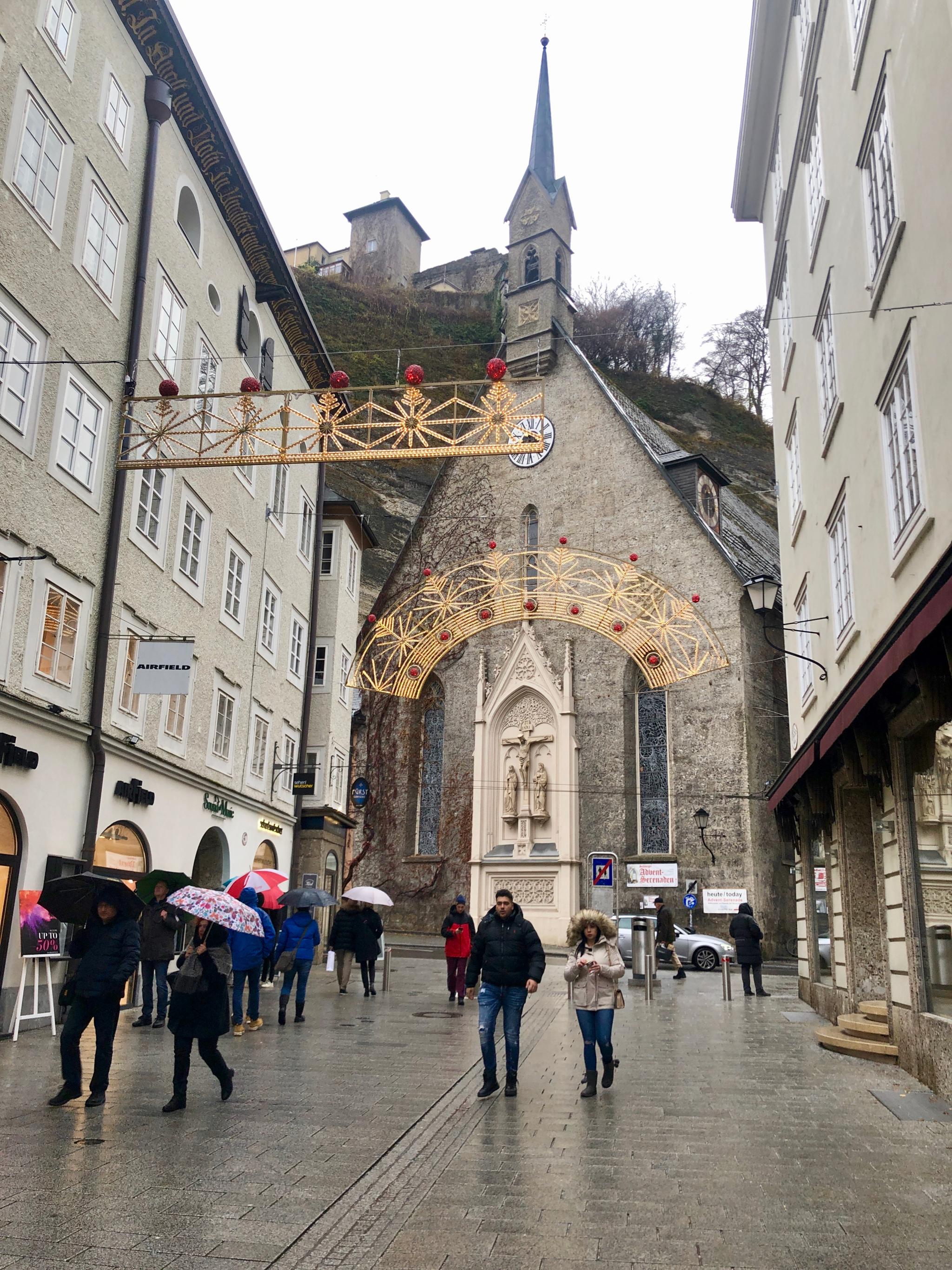 Salzburg Innenstadt