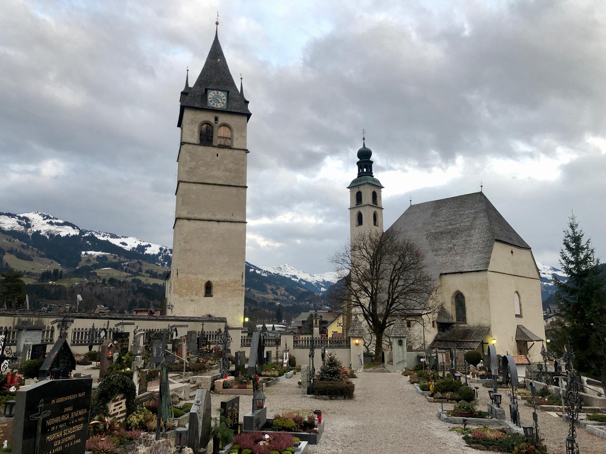 Kitzbühel Cemetery
