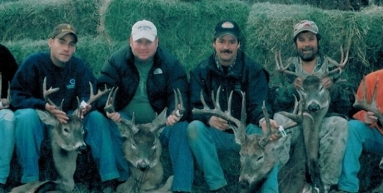 Saskatchewan Whitetail Hunts Trip
